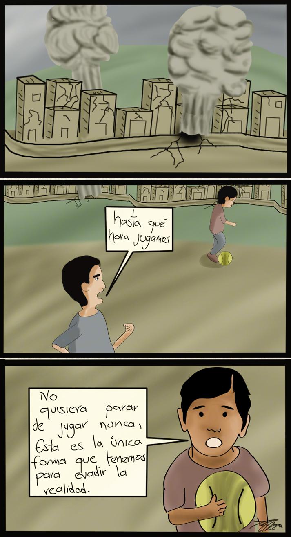 comic palestina
